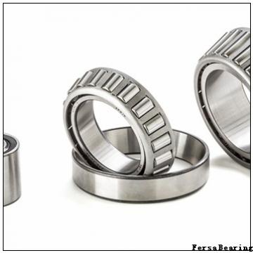 42 mm x 76 mm x 40 mm  Fersa F16195 angular contact ball bearings