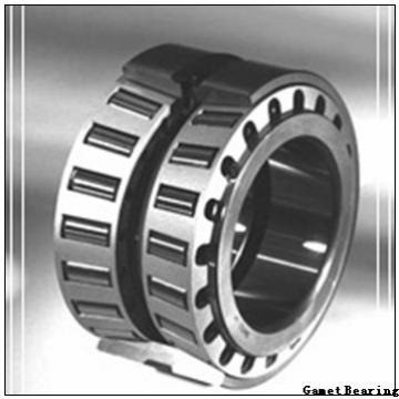 80,962 mm x 133,35 mm x 34 mm  Gamet 126080X/126133X tapered roller bearings