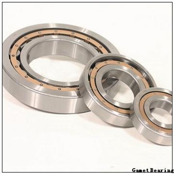 97 mm x 158,75 mm x 33,75 mm  Gamet 131097/131158XP tapered roller bearings