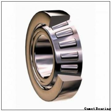 36 mm x 72 mm x 18,5 mm  Gamet 102036/102072 tapered roller bearings
