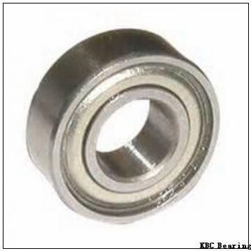 45 mm x 75 mm x 16 mm  KBC 6009 deep groove ball bearings