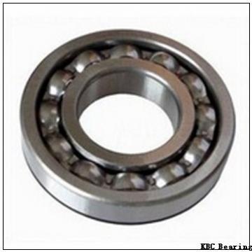 45 mm x 75 mm x 16 mm  KBC 6009UU deep groove ball bearings