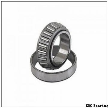 30 mm x 62 mm x 16 mm  KBC 30206J tapered roller bearings