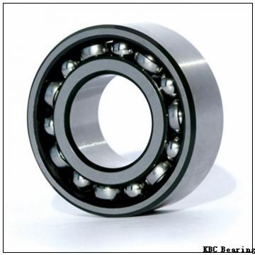 25 mm x 62 mm x 17 mm  KBC 6305DD deep groove ball bearings