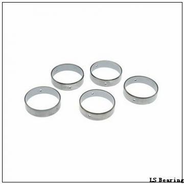 45 mm x 100 mm x 72 mm  LS GEK45XS-2RS plain bearings