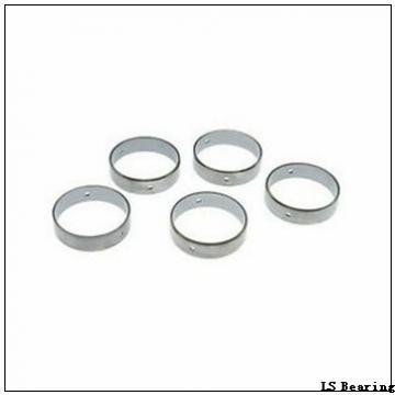 55 mm x 90 mm x 47 mm  LS GE55XS/K plain bearings