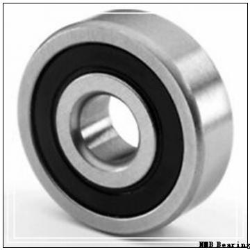 6,35 mm x 19,05 mm x 7,142 mm  NMB RI-1214ZZ deep groove ball bearings