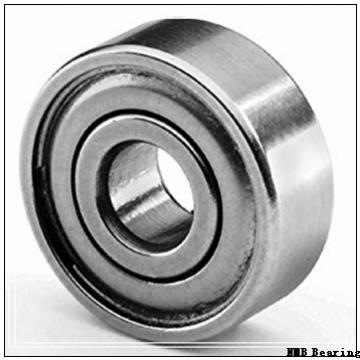 1,191 mm x 3,967 mm x 2,38 mm  NMB RIF-21/2ZZ deep groove ball bearings