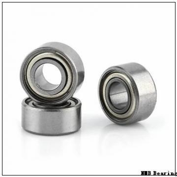 4,826 mm x 20,32 mm x 4,826 mm  NMB ARR3FFN-1B spherical roller bearings