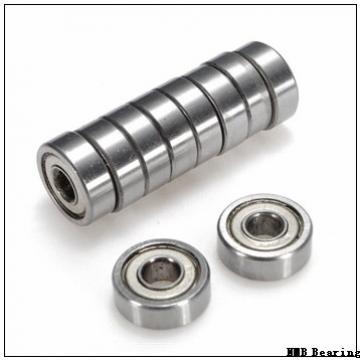 5 mm x 16 mm x 5 mm  NMB RF-1650HH deep groove ball bearings