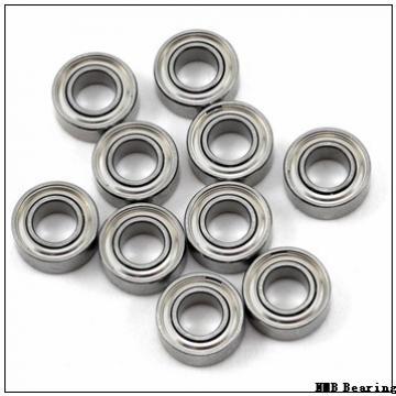 16 mm x 39 mm x 16 mm  NMB HR16E plain bearings