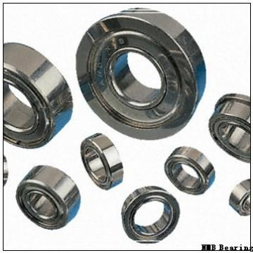6 mm x 16,5 mm x 6 mm  NMB MBT6V plain bearings