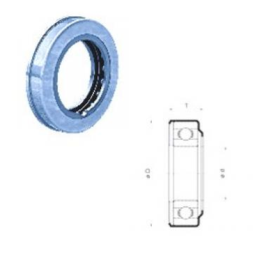 Fersa F18012 deep groove ball bearings
