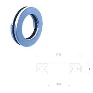 Fersa F15004 thrust ball bearings