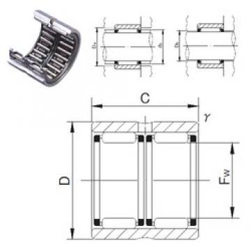 JNS RNAFW202826 needle roller bearings