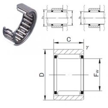 JNS RNAF182613 needle roller bearings
