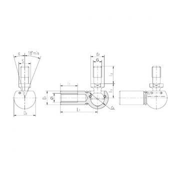 LS SQG6 plain bearings